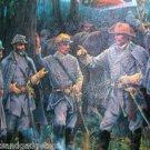 MEDIUM SIZE DREAM CATCHER OF THE CIVIL WAR/HISTORY