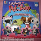 LITTLEST PET SHOP GAME - MILTON BRADLEY  AGE 4+