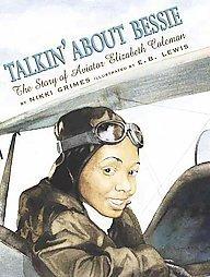 Talkin' About Bessie by Nikki Grimes (2002, Hardcover)