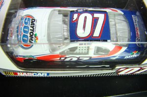 NASCAR RACING CAR MEMORIES OF 2007