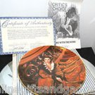 WAITING FOR RHETT - SCARLET OHARA COLLECTOR'S PLATE FROM WS GEORGE 1991