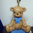ADORABLE BEAR LAMP VINTAGE