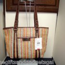NINE AND CO PURSE/ DOWNING TOTE