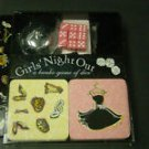 New in Box Girls' Night Out Bunko Dice Game C.R.Gibson
