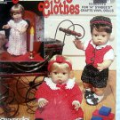 "Syndee's CHARMING CROCHET CLOTHES  Pattern Book  14"" Doll 10 Outfits - 1995"