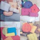 7420 Vogue Pillows Pillows Pillows Pattern  UNCUT