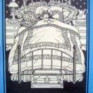 Folkwear ~VICTORIA'S BOUDOIR~ Quilt Cover Shams Pillows + Pattern UNCUT 1982