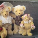 Vogue 8958 & 8959 Bear Family & Clothes Patterns BOTH are UNCUT - 1994