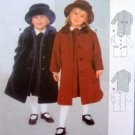 2646 Burda Little Girls Coats Pattern Sz 2-7 UNCUT
