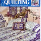 White Birches COUNTRY FRENCH QUILT Pattern Book  - 2002