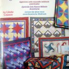 Learn to Make Foundation Pieced Quilt Pattern Book - Linda Causee - 1998