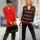 4698 Burda Ladies Jacket & Pants  PATTERN sz 10-20 UNCUT