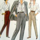 8461 Vogue Ladies Tapered Pants  Pattern sz 8-12 UNCUT