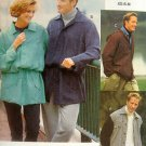 8547 Vogue Unisex CASUAL JACKETS Pattern sz XS-M UNCUT