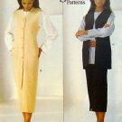 1184 Vogue MICHAEL KORS Jumper Skirt Top Vest Pattern sz 6-10 UNCUT