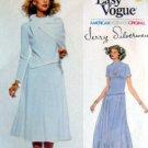 1816 VOGUE American Designer JERRY SILVERMAN Dress Pattern sz 14 UNCUT