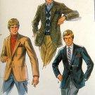 7798 Vintage Mens Jackets  Pattern sz 42 UNCUT