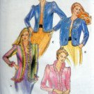 3490 Vintage Ladies Casual Easy Jackets  Pattern size 8 UNCUT