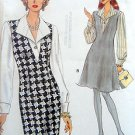 8416 Easy Vogue Jumper & Blouse Pattern sz 12-16 - 1992 UNCUT
