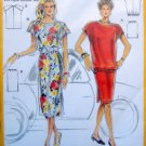 5797 Burda Skirt & Raglan Sleeve Top Pattern sz 10-20 UNCUT