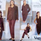 1720 Vogue ANNE KLEIN Wardrobe Pattern sz 6-10 UNCUT 1996