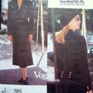 1258 Vogue DONNA KARAN Jacket Skirt Pattern sz 6-10 UNCUT 1993