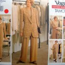 1334 VOGUE TOMOTSU CAREER WARDROBE PATTERN 12-16 UNCUT 1994