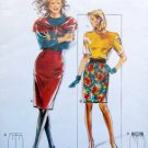 5538 Burda Skirt Pattern sz 8-18 UNCUT