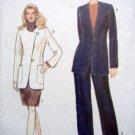 VOGUE 9131 Jacket Skirt Pants  PATTERN sz 8-12 UNCUT