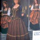 5293 Renaissance Dresses Costume Pattern 18-24 UNCUT
