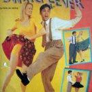 2252 Men/Women Swing Dance Costumes Pattern sz XL UNCUT