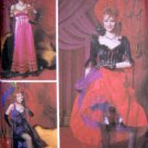 9899 Ladies Saloon CanCan Costume Pattern 14-20 UNCUT