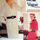2057 Vogue Wrap Dress ANNE KLEIN II Pattern sz 12-16 - 1988 UNCUT