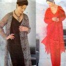 2171 Vogue TOM & LINDA PLATT Jacket & Dress Pattern sz 26-30 UNCUT - 1998