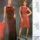 2855 Burda Ladies Easy Close Fitting Dress Pattern sz 6-18 UNCUT