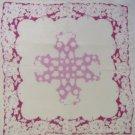 Vintage Chiffon Handkerchief Hankie