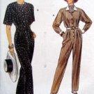 Vintage Vogue Ladies Jumpsuit Pattern 8-12 UC