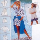 4824 Burda Summerwear Shorts Skirt Jacket  Pattern UNCUT sz 10-22