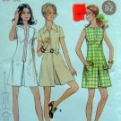 Vintage 5800 Ladies DRESS & PANTDRESS Pattern UNCUT sz 14