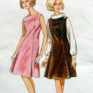 Vintage 4109 Ladies DRESS JUMPER & BLOUSE Pattern UNCUT sz 16