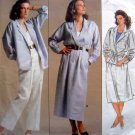 1542 Vogue ANNE KLEIN Casual Summer Wear Pattern sz 12 UNCUT