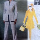 2845 Vogue POMODORO Jacket Skirt Pants Pattern sz 8-12 UNCUT