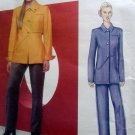 2463 Vogue BILL BLASS Jacket Pants Pattern sz 14-18 UNCUT