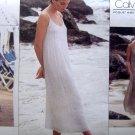 1366 Vogue CALVIN KLEIN Casual Summer Dress Pattern sz 8 UNCUT