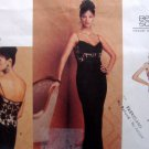 Vogue Pattern 2735 Designer Original Bellville Sassoon Evening Gown 8-12 UNCUT
