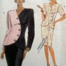 7937 Vogue Misses Summer Top & Skirt Pattern sz 12-16 UNCUT