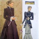 4954 Misses 1900's Dress Costume Pattern sz 8-14 UNCUT
