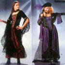 8750 History Torch Singer Costume Pattern sz 16-20 UNCUT
