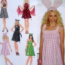 2485 Misses Dress Costume & Hats Pattern sz 8-16 UNCUT