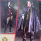 2529 Unisex Capes Costume Pattern sz L-XL  UNCUT